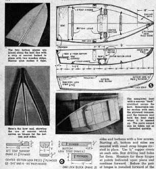rowboat plans