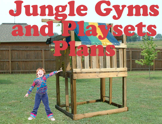 Backyard Jungle Gym Diy : Woodworking jungle gym plans diy PDF Free Download