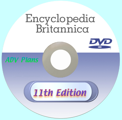 IMMEDIATE DOWNLOAD - 1911 11th Edition of Encyclopedia Britannica