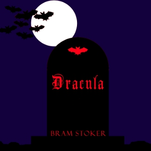 Dracula, by Bram Stoker, Audiobook MP3 CD