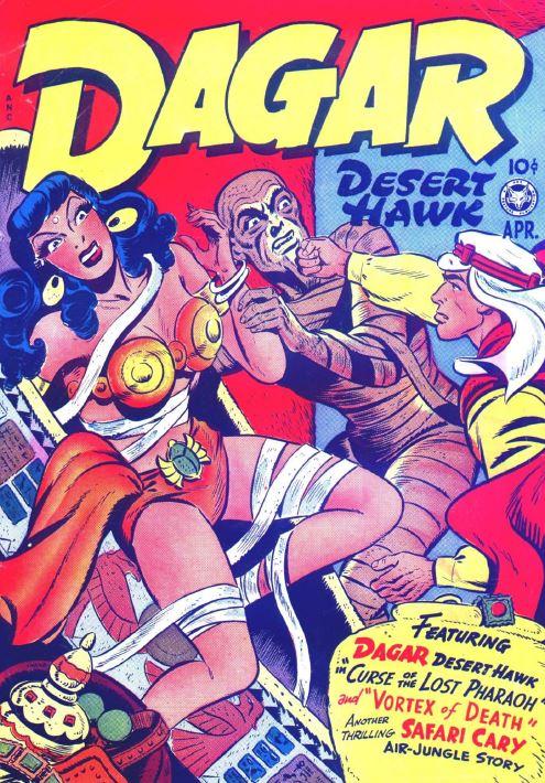 Vintage Comic Books