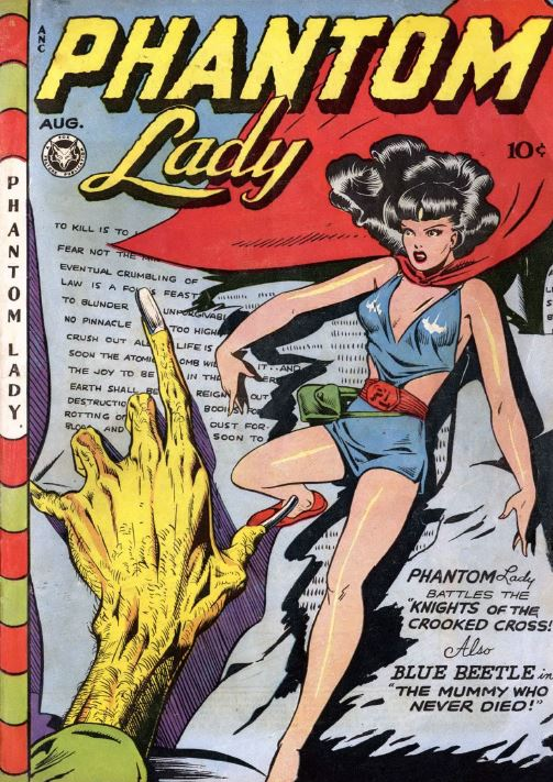 Vintage Comic Books