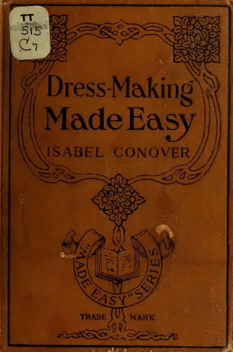 Vintage Clothes, Hats, Needlework Books