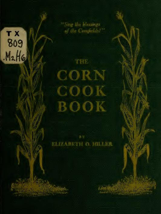 Vintage Cookbooks Library