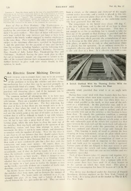 Vintage Railway Age Railroad Gazette Library