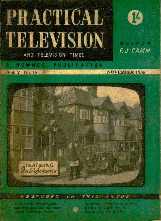 Practical Wireless Television Radio Handbooks