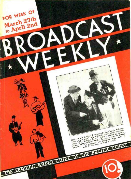 Old Time Radio Magazines