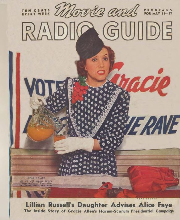 Old Time Radio Magazines