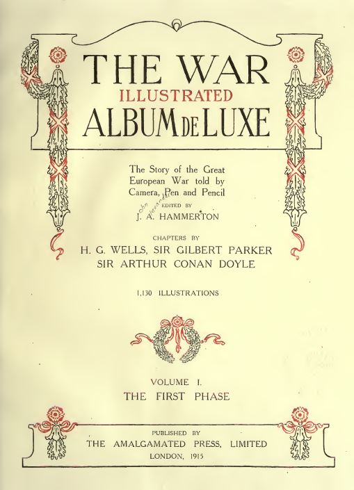 The War Illustrated Deluxe