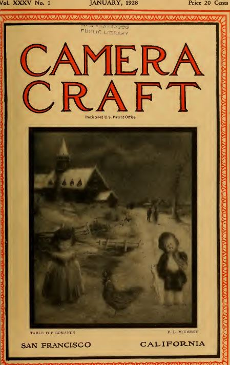 Camera Craft Magazine