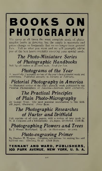 The American Annual of Photography