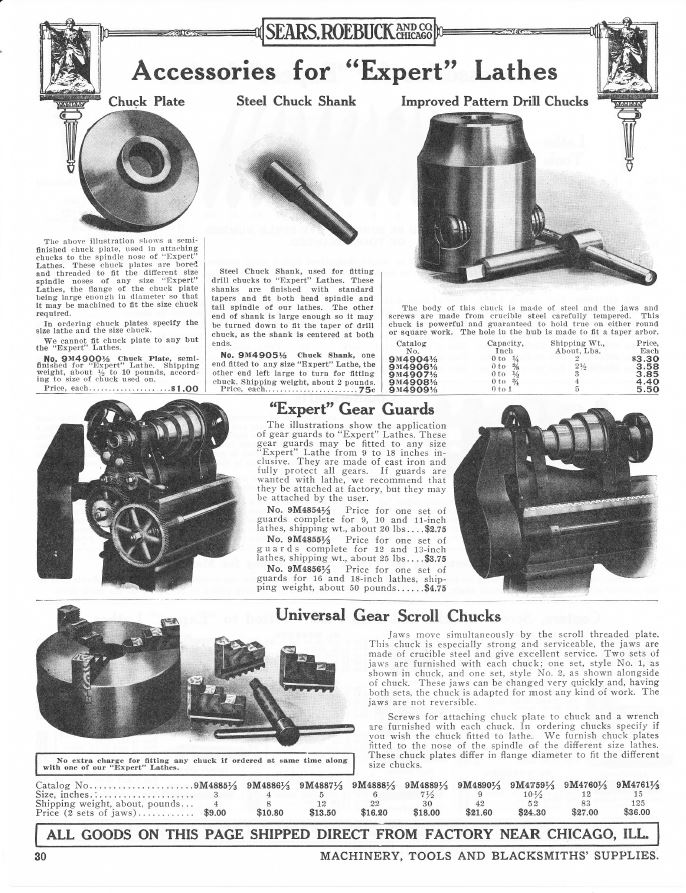 Antique Tool Catalog