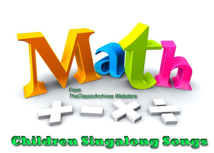 Math Singalong Songs