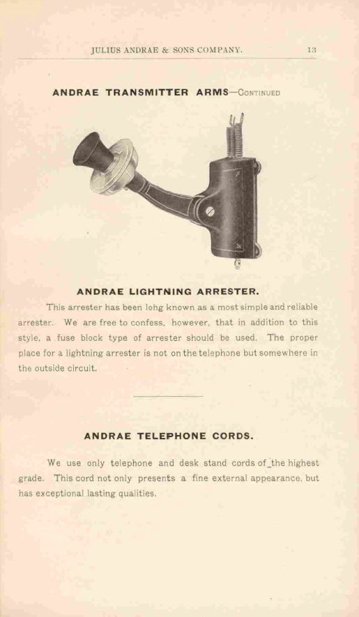 Telephone History Catalogs