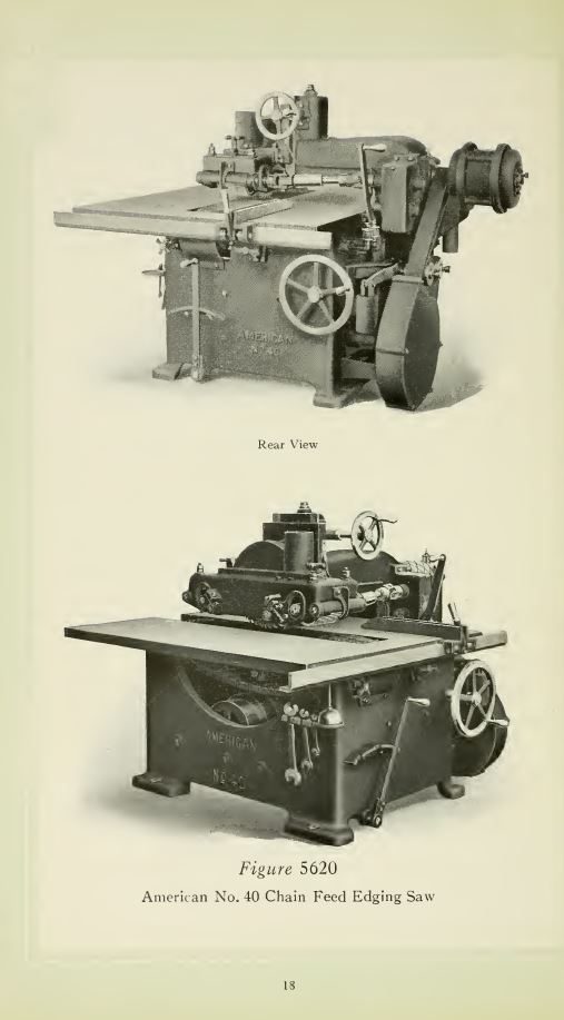 American Woodworking Machinery