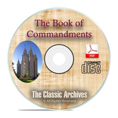 Book of Commandments