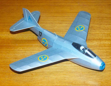 Jetex Model Airplane Plans