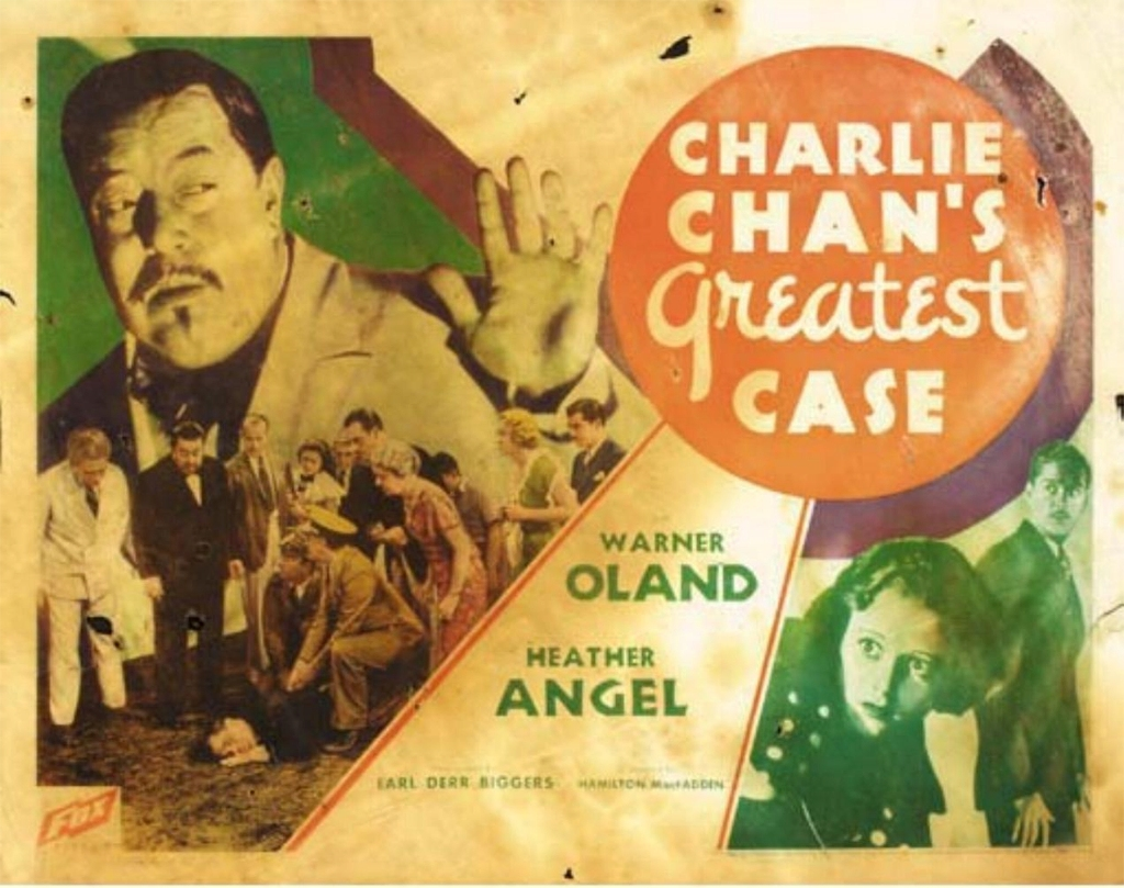 charlie chan old time radio