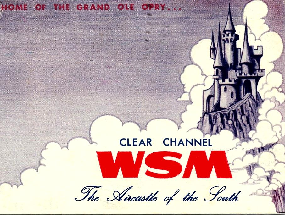 WSM old time radio