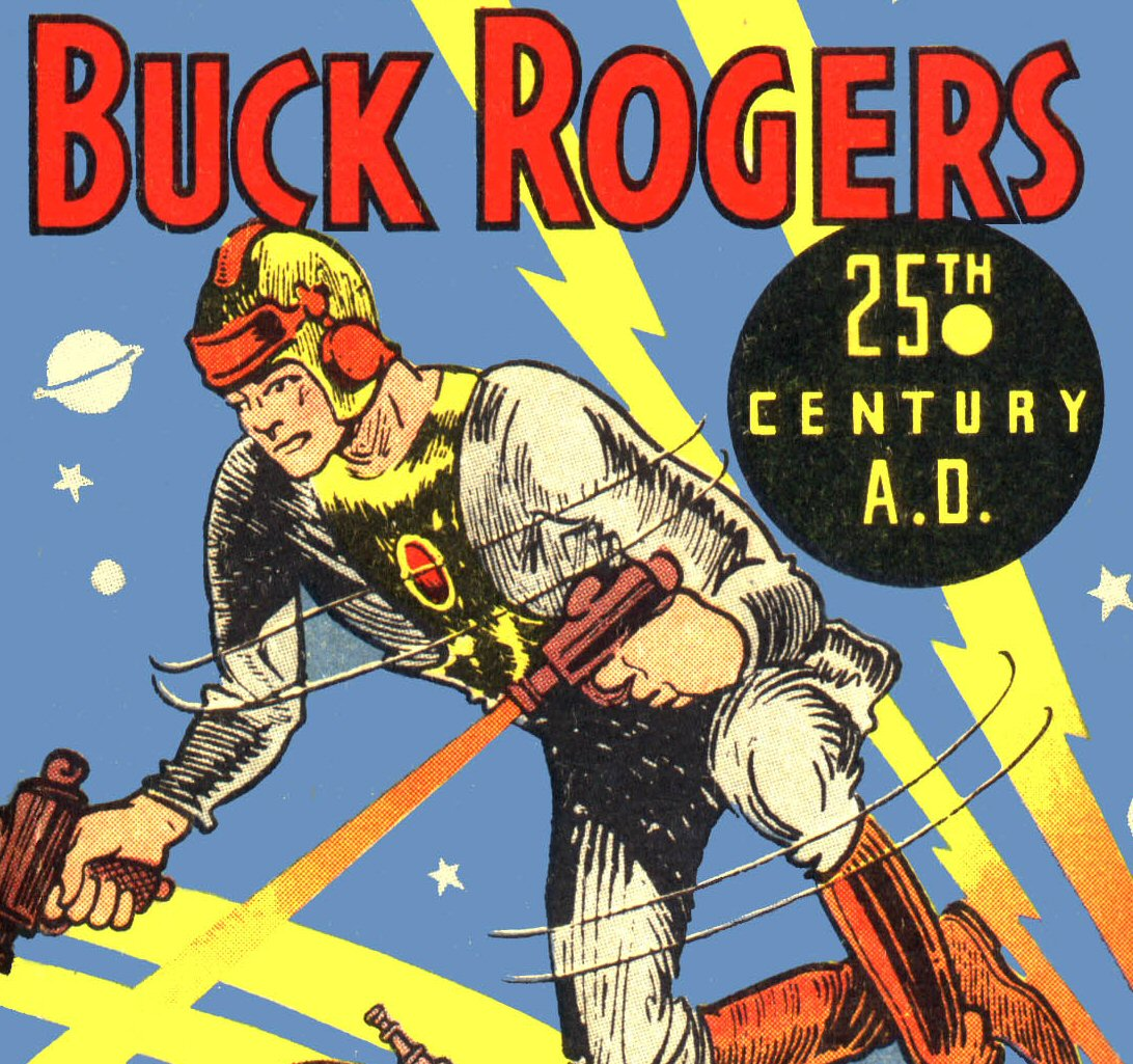 Buck Rogers old time radio
