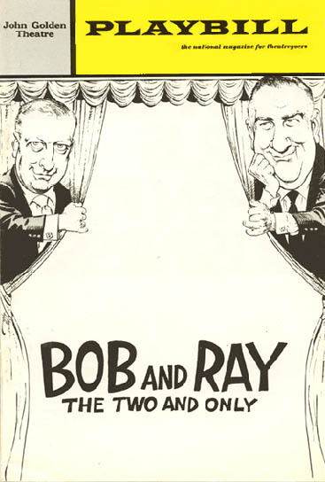 Bob and Ray old time radio