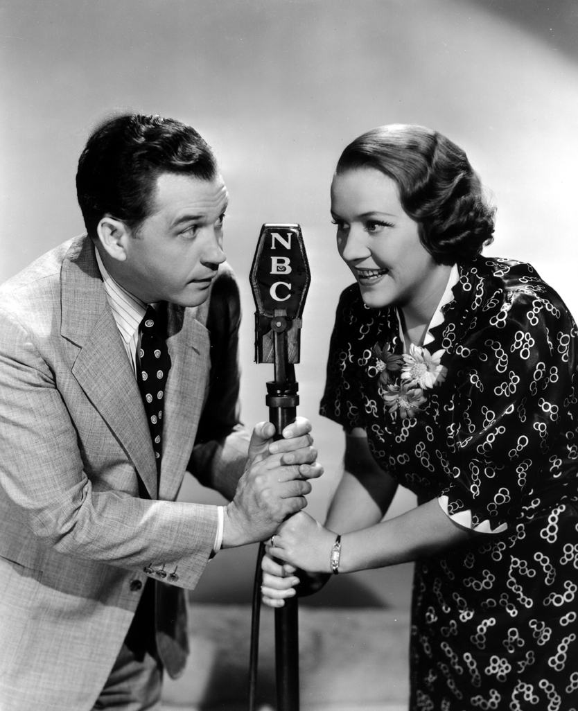 Fibber McGee and Molly old time radio