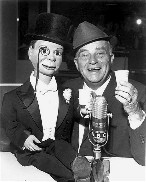 Edgar Bergen old time radio
