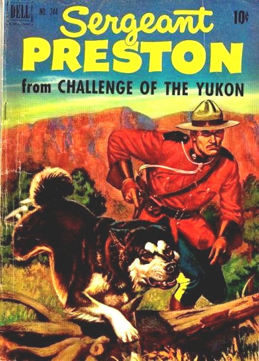 SGT Preston old time radio