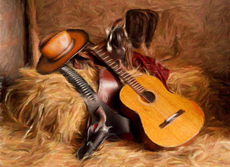 Country and Western old time radio