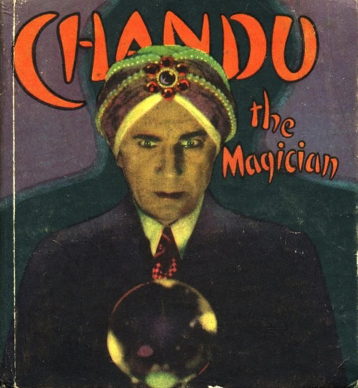Chandu The Magician old time radio