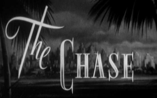 The Chase old time radio