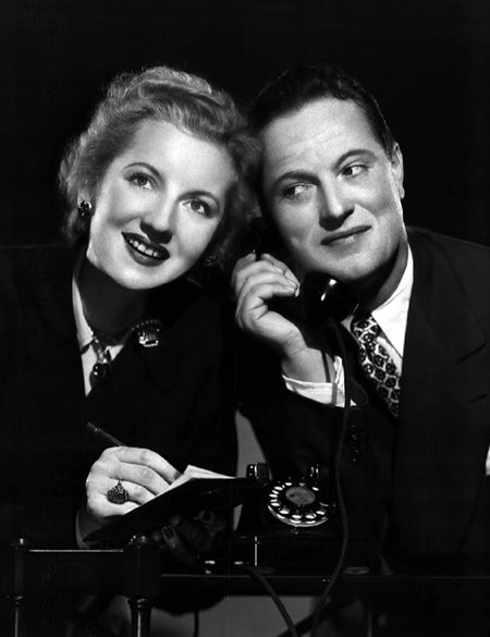 Mr and Mrs North old time radio