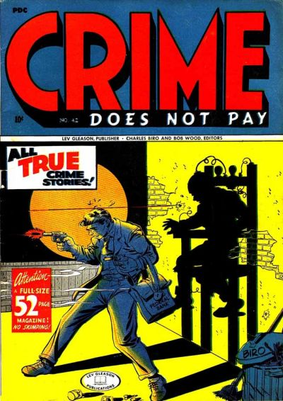 Crime Does Not Pay old time radio