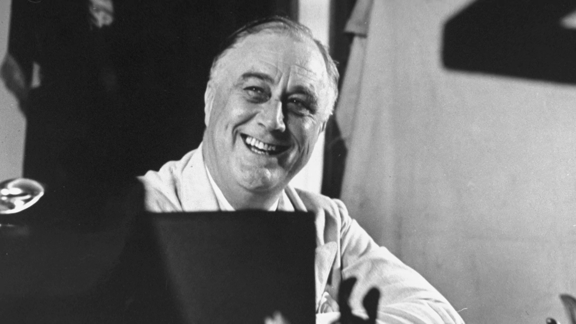 Franklin D. Roosevelt old time radio
