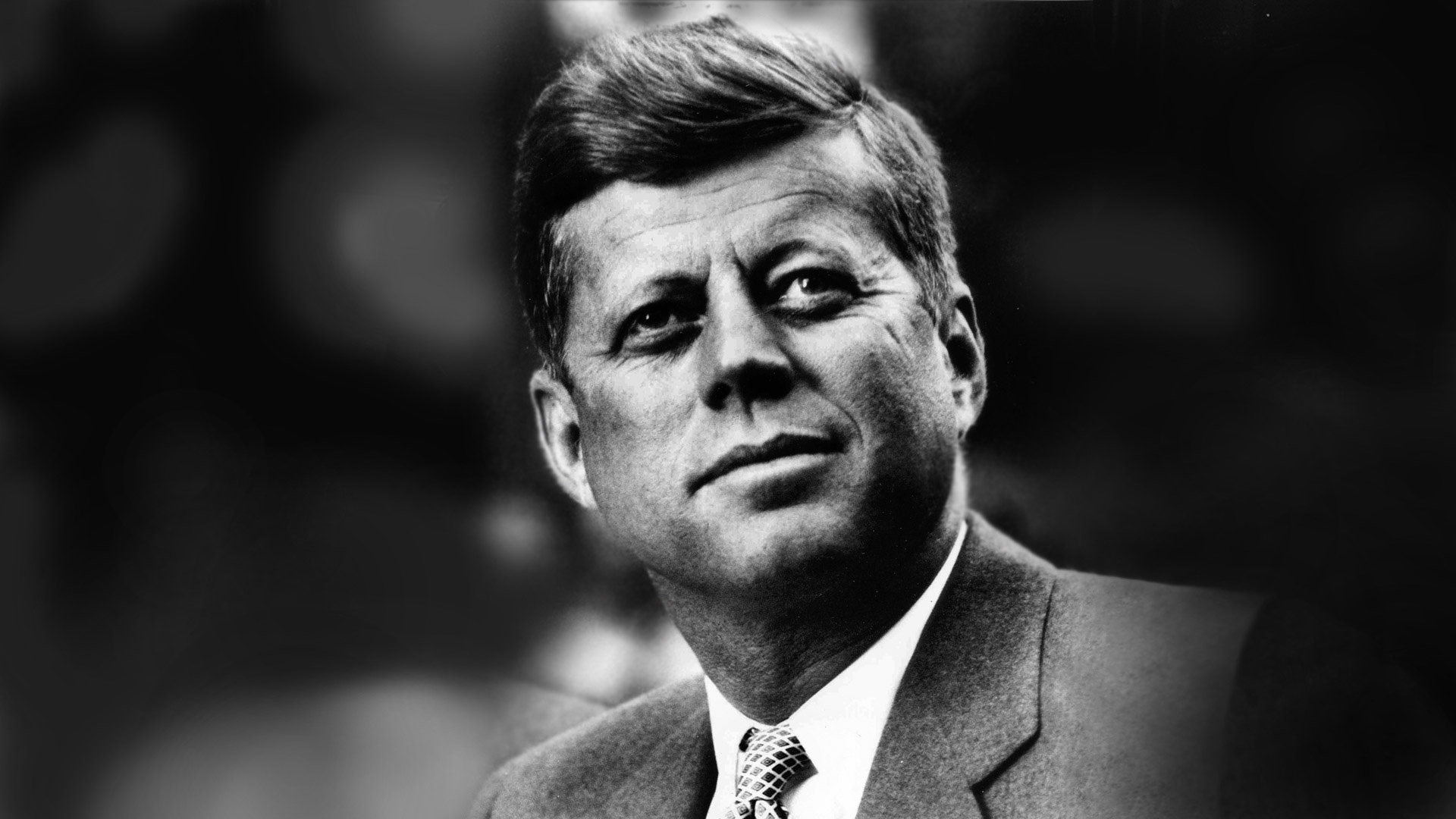 John F. Kennedy old time radio