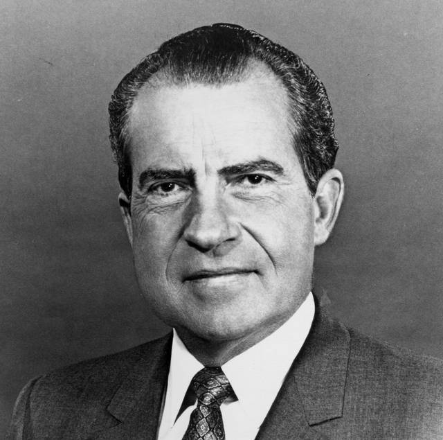 Richard Nixon old time radio