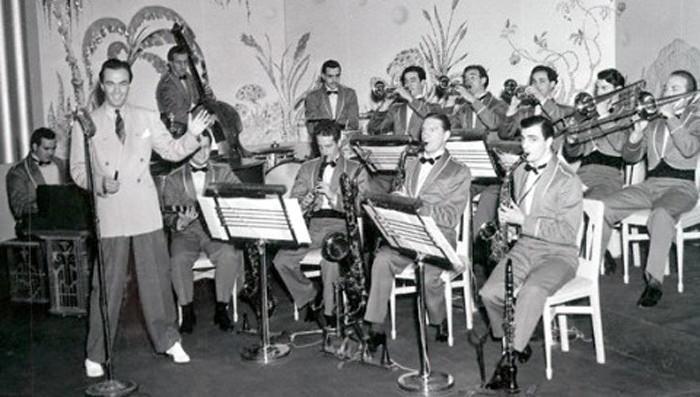 old time radio music