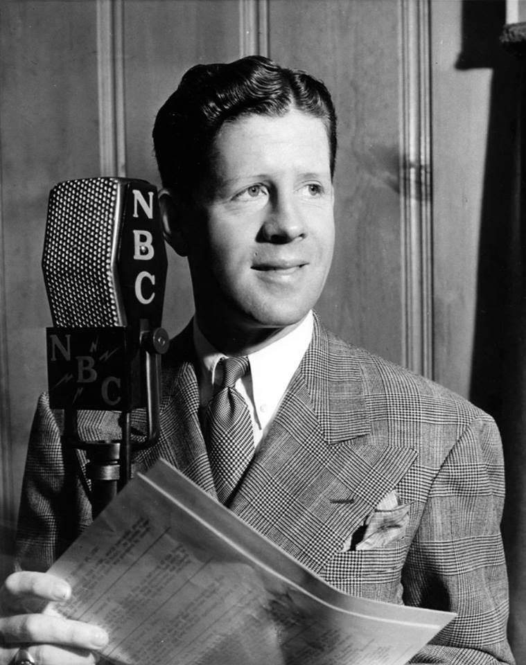 Rudy Vallee old time radio