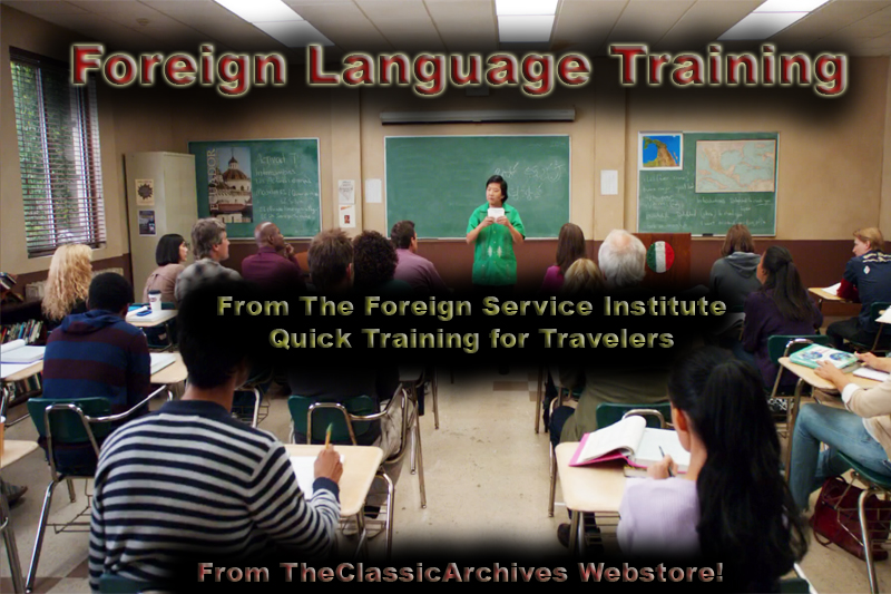 Foreign Language Training Learn a Foreign Language