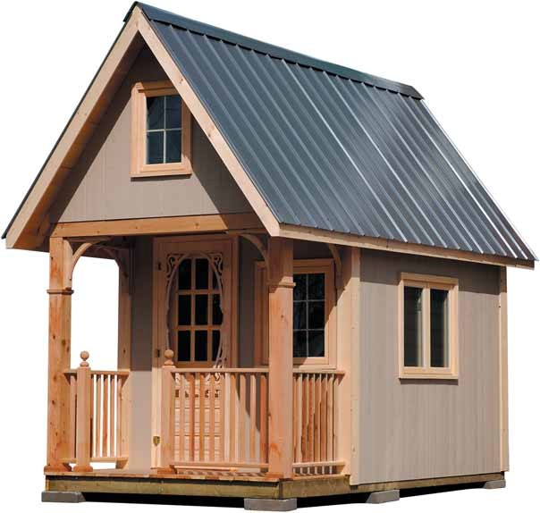 Free wood cabin plans free step by step shed plans for Small cabin building plans free
