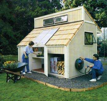 Garden Shed Designs Garden ideas and garden design