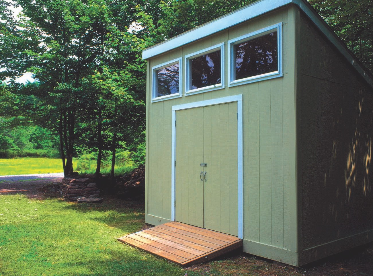 Free simple shed plans free step by step shed plans for Garden shed plans