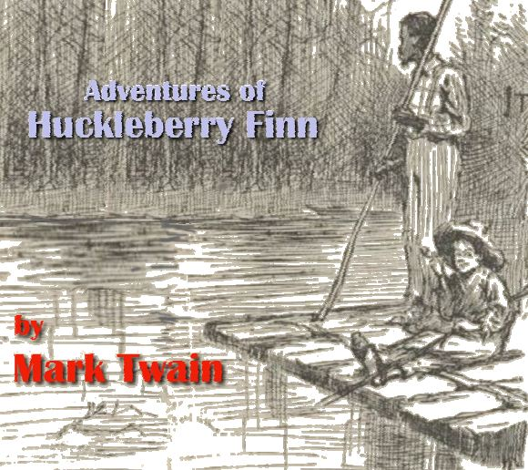 The Adventures of Huckleberry Finn, by Mark Twain, Audiobook MP3 CD
