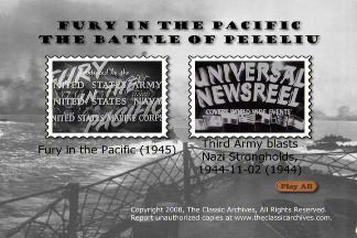 Fury in the Pacific - Pacific WWII Battle of Peleliu and Angaur movie download 7