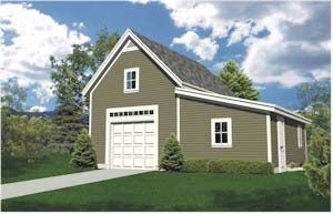 free sample garage and shed plans