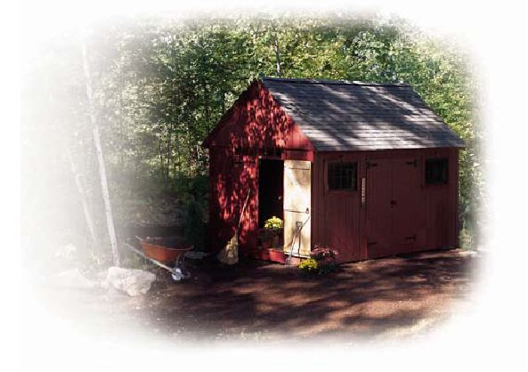 build a dream shed