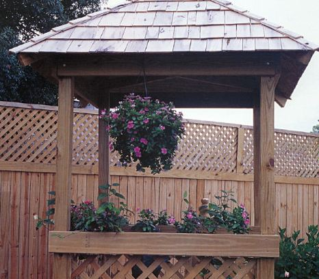 Outdoor Gazebo Plans