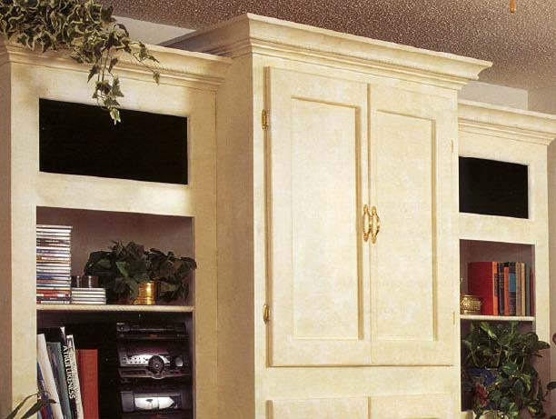 Wood Entertainment Center Plans