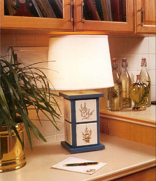 tiled lamp furniture wood working plans for download