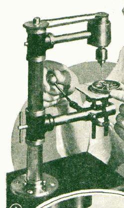 precision drill press plans for download